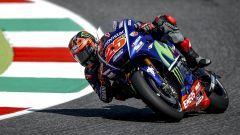 MotoGP Mugello 2017: Maverick Vinales in pole davanti a Valentino Rossi ed Andrea Dovizioso - Immagine: 1