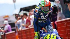 MotoGP Mugello 2018: Valentino Rossi sigla pole e record - Immagine: 1