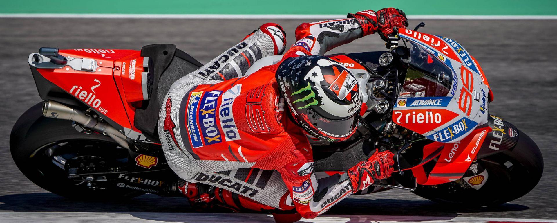 MotoGP Mugello 2018: vittoria schiacchiante di Jorge Lorenzo
