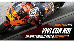 MotoGp Mugello 2019: tifa KTM e ricevi un kit fan in omaggio - Immagine: 2