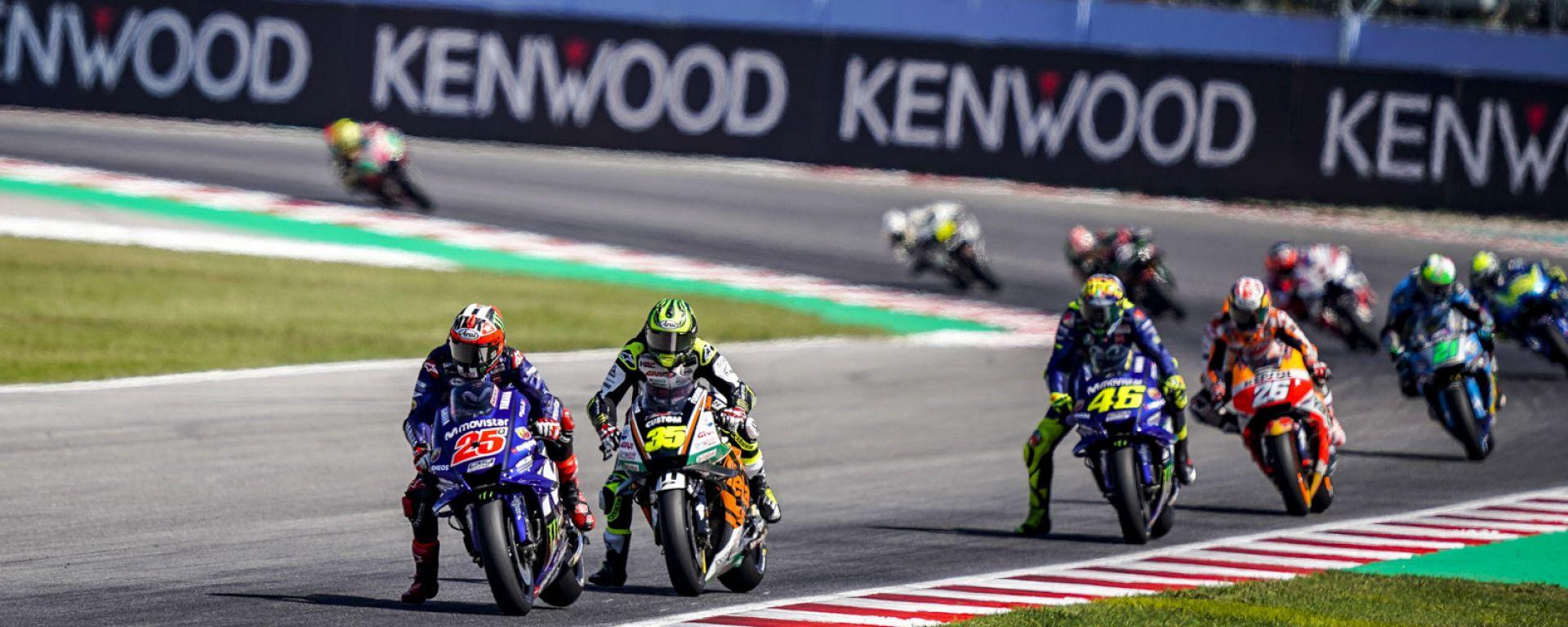 MotoGP Mugello: la nostra esperienza con Kenwood