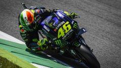 """MotoGP Mugello, sprofondo Rossi: """"Migliorati, ma ancora in difficoltà"""""""