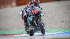 MotoGP Olanda FP1: Subito davanti Baby Quartararo, Rossi 12°