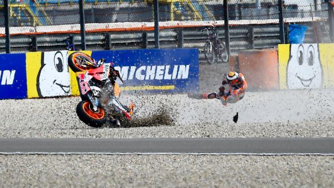 MotoGP Olanda 2019, Jorge Lorenzo (Honda)