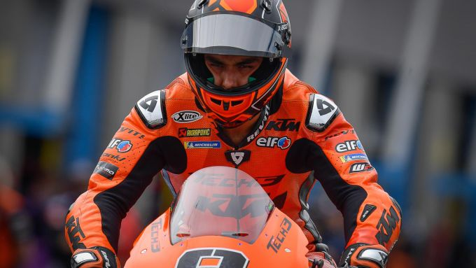 MotoGP Olanda 2021, Assen: Danilo Petrucci (KTM)