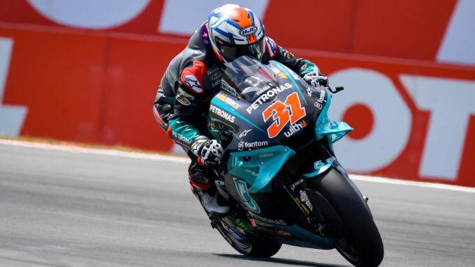 MotoGP Olanda 2021, Assen: Garrett Gerloff (Yamaha Petronas)