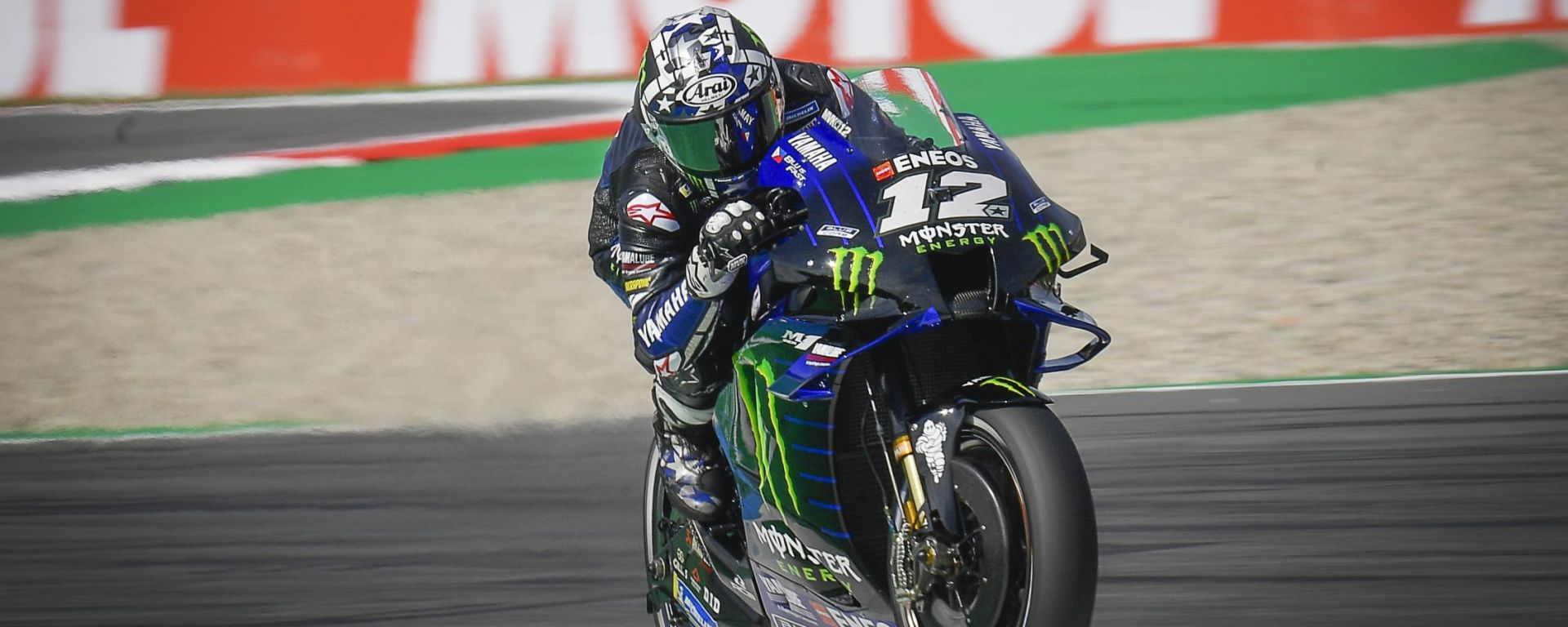 MotoGP Olanda 2021, Assen: Maverick Vinales (Yamaha)