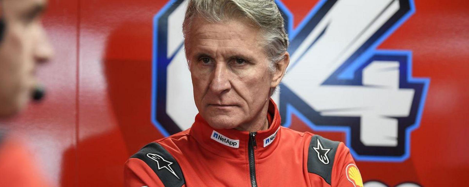 MotoGP, Paolo Ciabatti, direttore sportivo della Ducati Corse