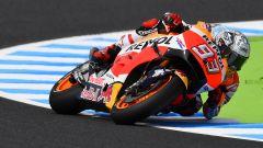 MotoGP Phillip Island 2016: Marquez in Pole, in crisi le Yamaha ufficiali - Immagine: 2