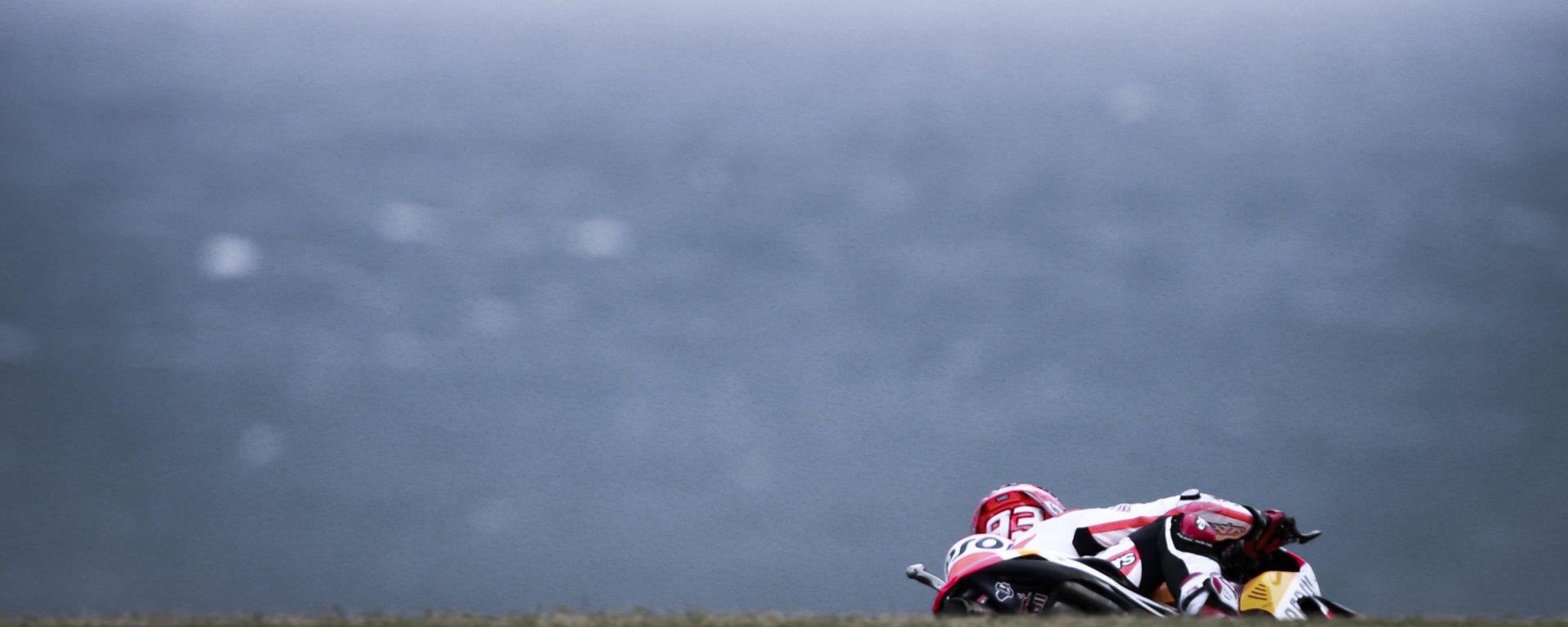 MotoGP Phillip Island 2016: Marquez in Pole, in crisi le Yamaha ufficiali