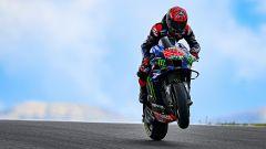 MotoGP Portogallo 2021. Vince Quartararo, rimonta Bagnaia che è 2°
