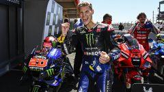MotoGP Portogallo 2021, Portimao: Fabio Quartararo (Yamaha)
