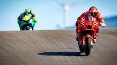 La Ducati tra VR46 e Team Gresini. Tre le opzioni per Rossi
