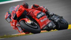 MotoGP Portogallo 2021, Bagnaia perde la pole! Ride Qurtararo