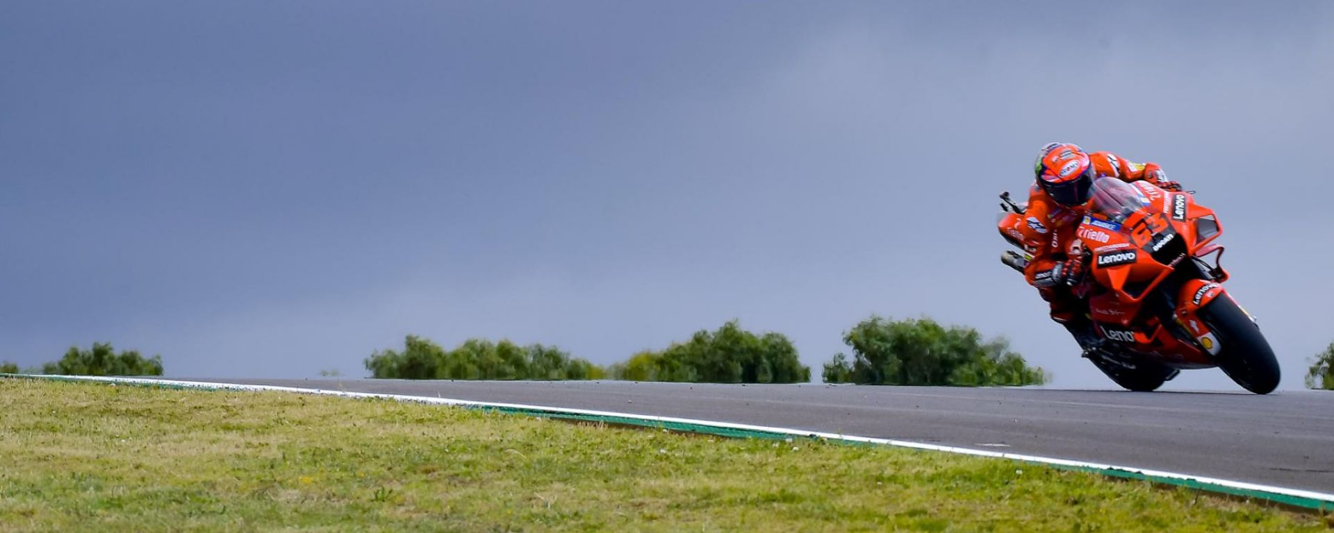 MotoGP Portogallo 2021, Portimao: Francesco Bagnaia (Ducati)