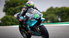 MotoGP Portogallo 2021, Portimao: Franco Morbidelli (Yamaha)