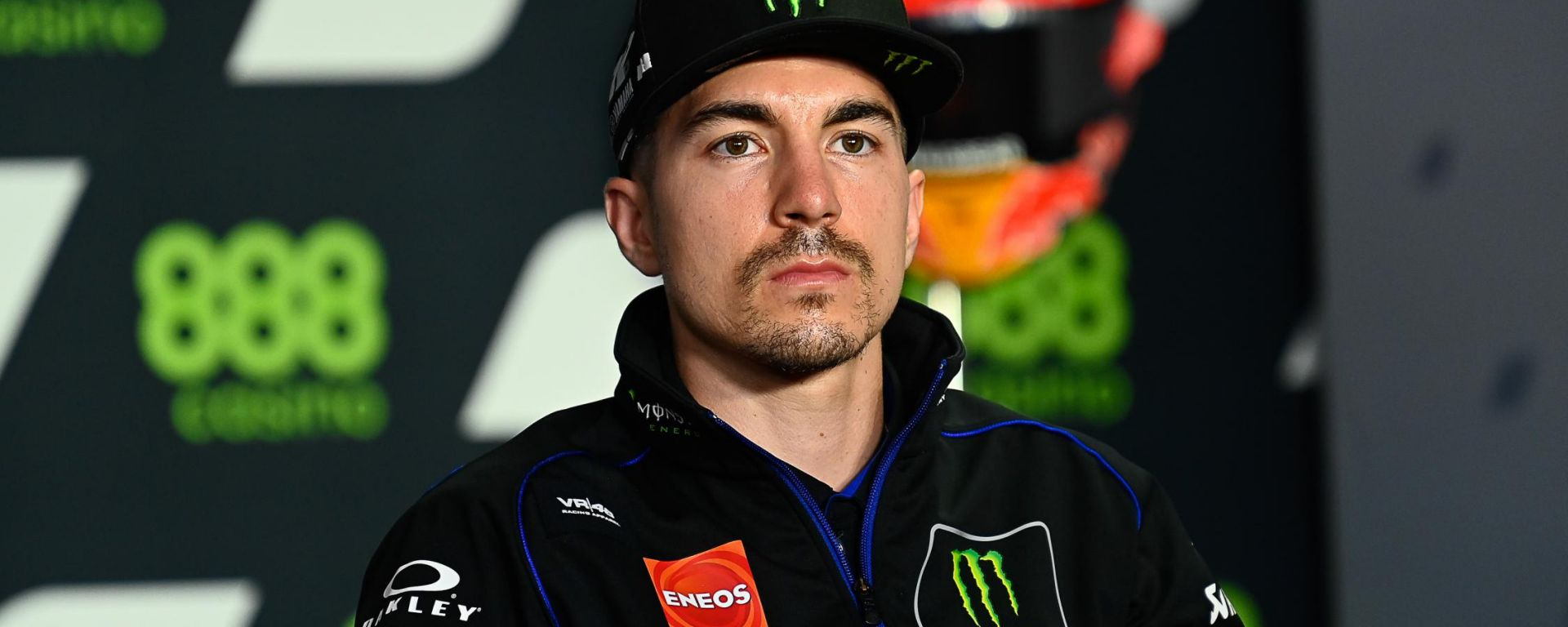 MotoGP Portogallo 2021, Portimao: Maverick Vinales (Yamaha)