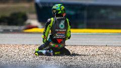 MotoGP Portogallo 2021, Portimao: Valentino Rossi (Yamaha)
