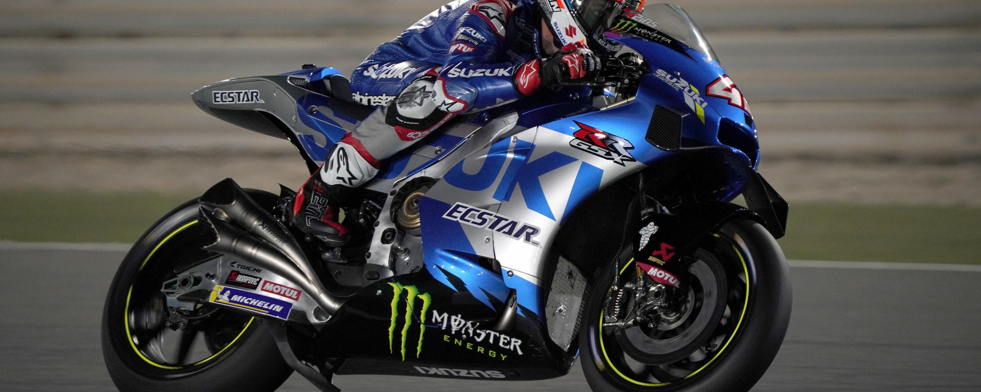 Quanti CV ha la Suzuki GSX-RR da MotoGP?