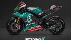 MotoGP, presentata la Yamaha Petronas di Franco Morbidelli - Immagine: 1