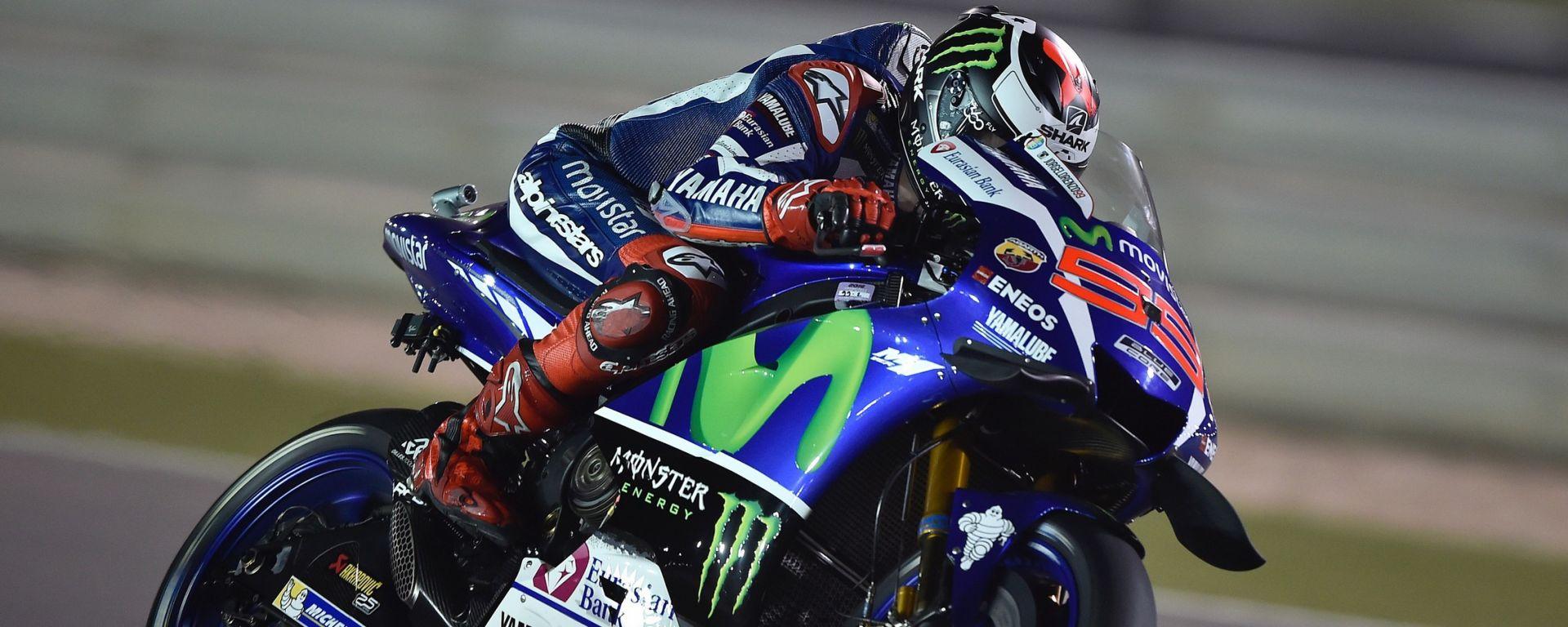 MotoGP 2016: meno tre al Gp del Qatar