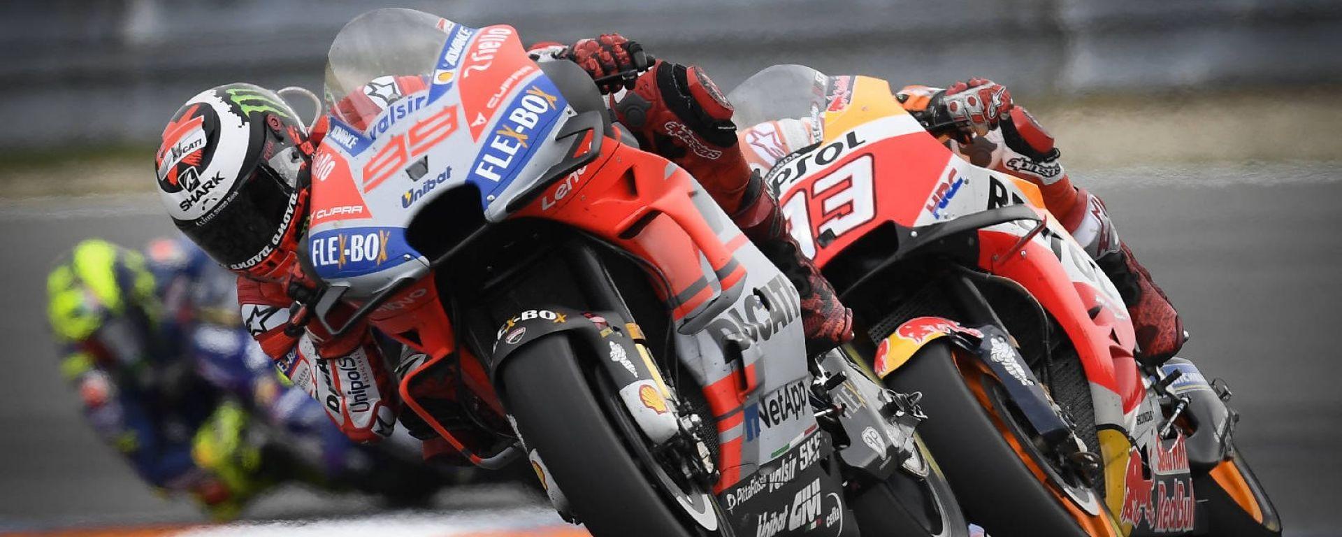 MotoGP Red Bull Ring 2018, gli orari TV del GP d'Austria