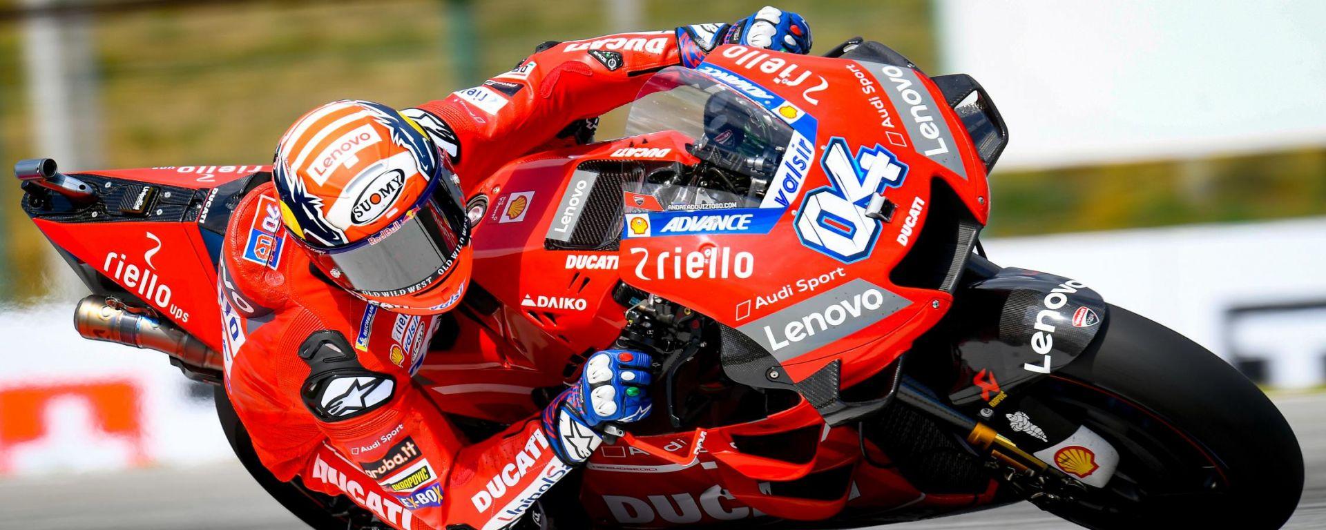 MotoGP Rep Ceca 2019, Brno, Andrea Dovizioso (Ducati)