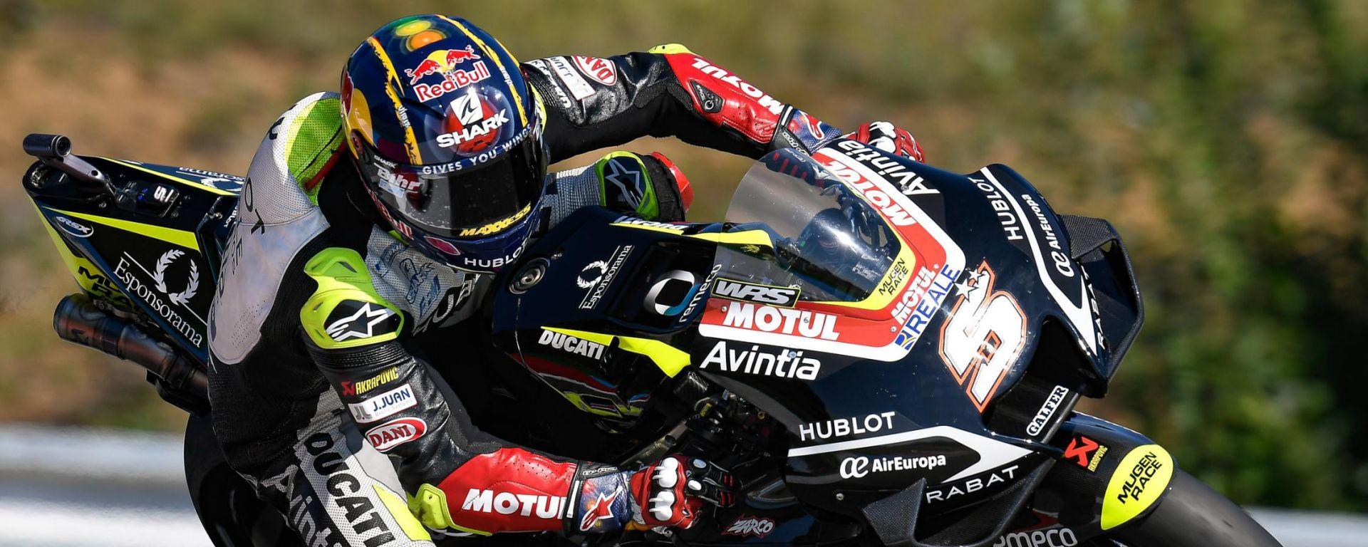 MotoGP Rep Ceca 2020, Brno: Johann Zarco (Ducati)
