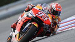 "MotoGP Rep.Ceca, Marquez in pole: ""Un rischio enorme"" - Immagine: 2"