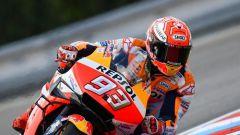 MotoGP Rep.Ceca, Qualifiche: straordinario Marquez in pole - Immagine: 1