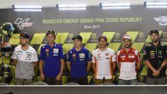 MotoGP Repubblica Ceca 2017, parola ai piloti: le dichiarazioni della conferenza stampa del giovedì