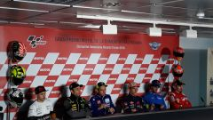 MotoGP 2018, Rossi e Vinales, è sfida Yamaha per il terzo posto iridato a Valencia