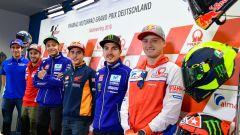 MotoGP Sachsenring 2018, i piloti in conferenza stampa