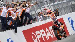 MotoGP Sachsenring 2018: le pagelle dalla Germania, Marc vince rossi secondo