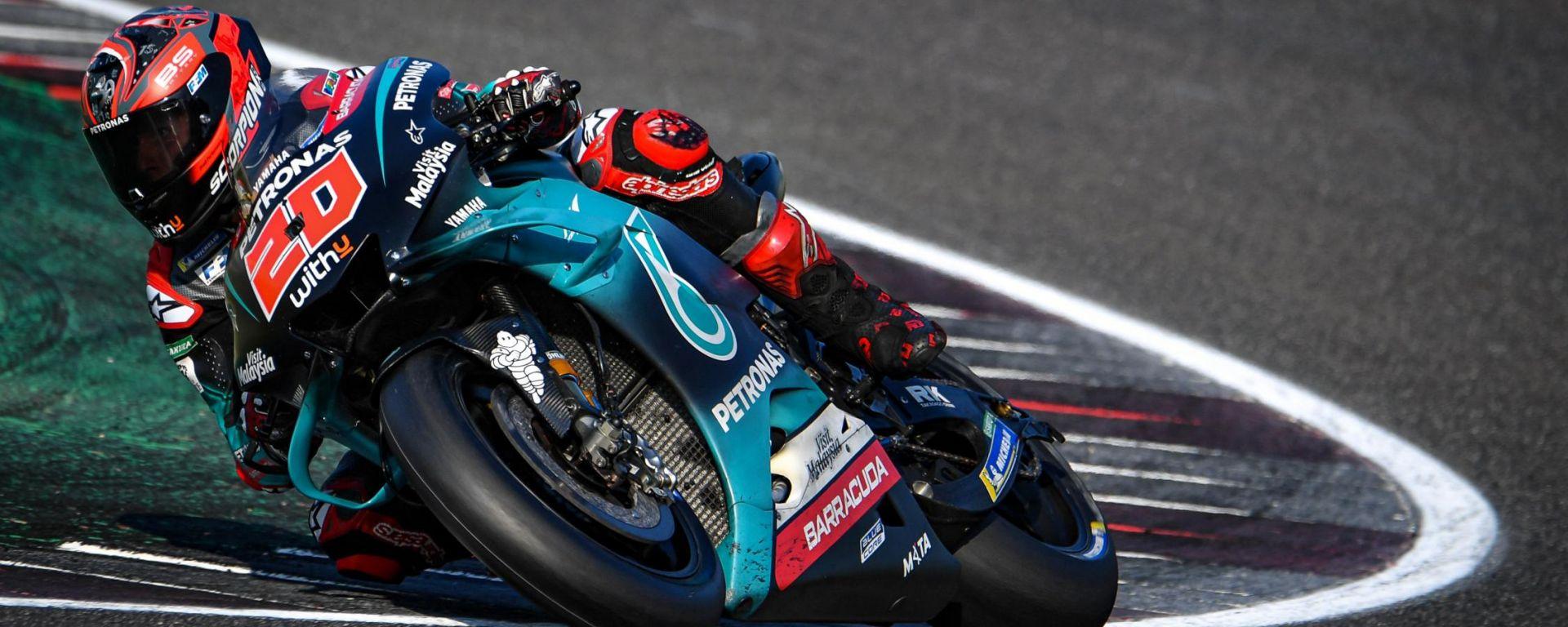 MotoGP San Marino 2019, Misano, Fabio Quartararo (Yamaha)