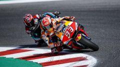 MotoGP San Marino 2019, Misano, Marc Marquez (Honda) e Fabio Quartararo (Yamaha)