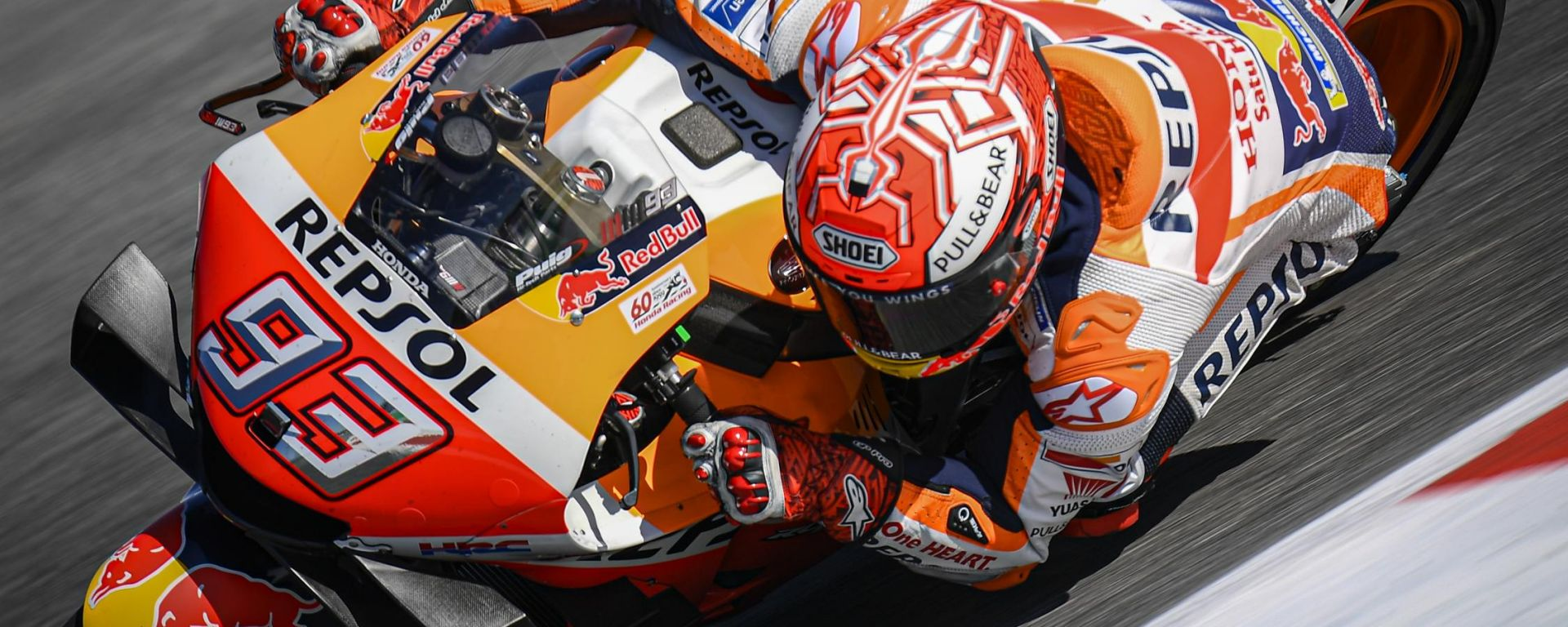 MotoGP San Marino 2019, Misano: Marc Marquez (Honda)