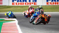 MotoGP San Marino 2019, Misano, Pool Espargarao (KTM) e Alex Rins (Suzuki)