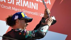 MotoGP San Marino 2020, Misano Adriatico: Franco Morbidelli (Yamaha)