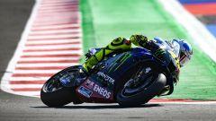 MotoGP San Marino 2020, Misano Adriatico: Valentino Rossi (Yamaha)