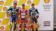 MotoGP Sepang 2016: Andrea Dovizioso in pole davanti a Rossi e Lorenzo - Immagine: 4