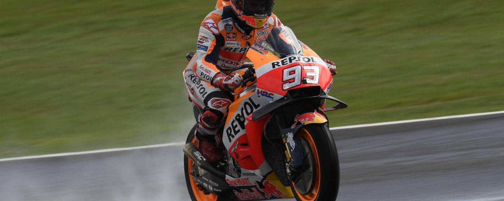 MotoGP Silverstone 2018: annullato il GP di Gran Bretagna