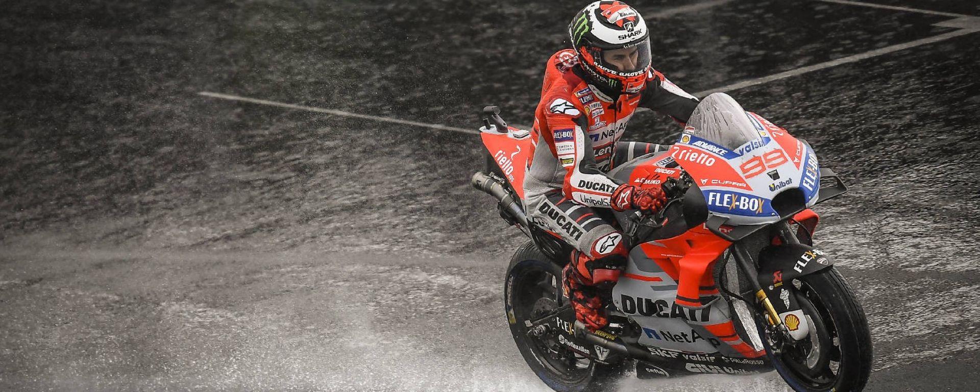 MotoGP Silverstone 2018: la gara anticipata alle 12.30