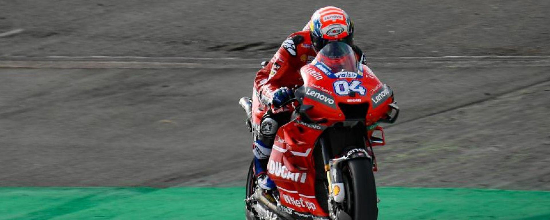 """MotoGP Silverstone, Dovizioso: """"Marc ha qualcosa in più"""""""