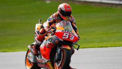 MotoGP Silverstone, Marquez in pole. Rossi 2° - Immagine: 2