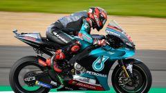 MotoGP Silverstone, Marquez in pole. Rossi 2° - Immagine: 3