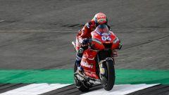 MotoGP Silverstone, Marquez in pole. Rossi 2° - Immagine: 4