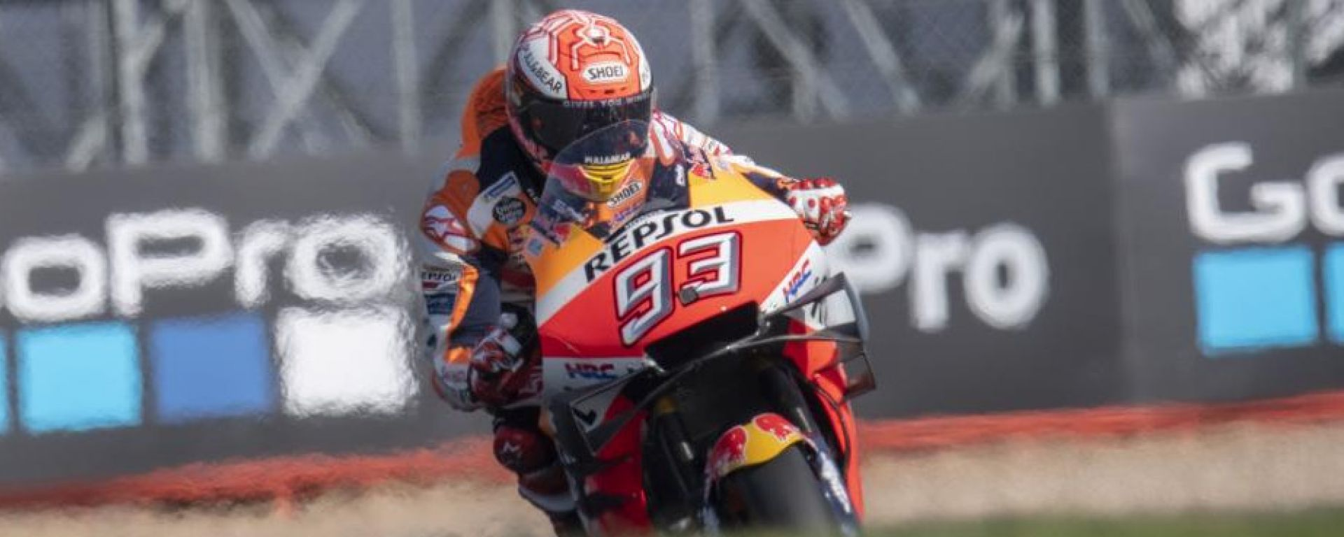 """MotoGP Silverstone, Marquez: """"Noi ci siamo sempre"""""""