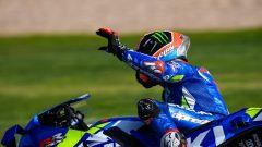 """MotoGP Silverstone, Rins: """"Sono senza parole"""" - Immagine: 1"""