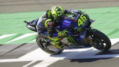 """MotoGP Silverstone, Rossi: """"Bello tornare in prima fila"""" - Immagine: 1"""